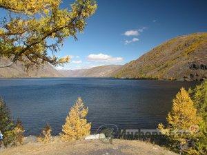 Загадочное озеро