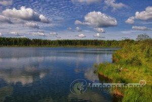 Ловля на озере Великом